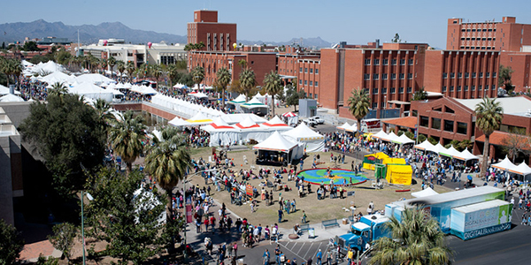 11th Annual Tucson Festival of Books (featured image)