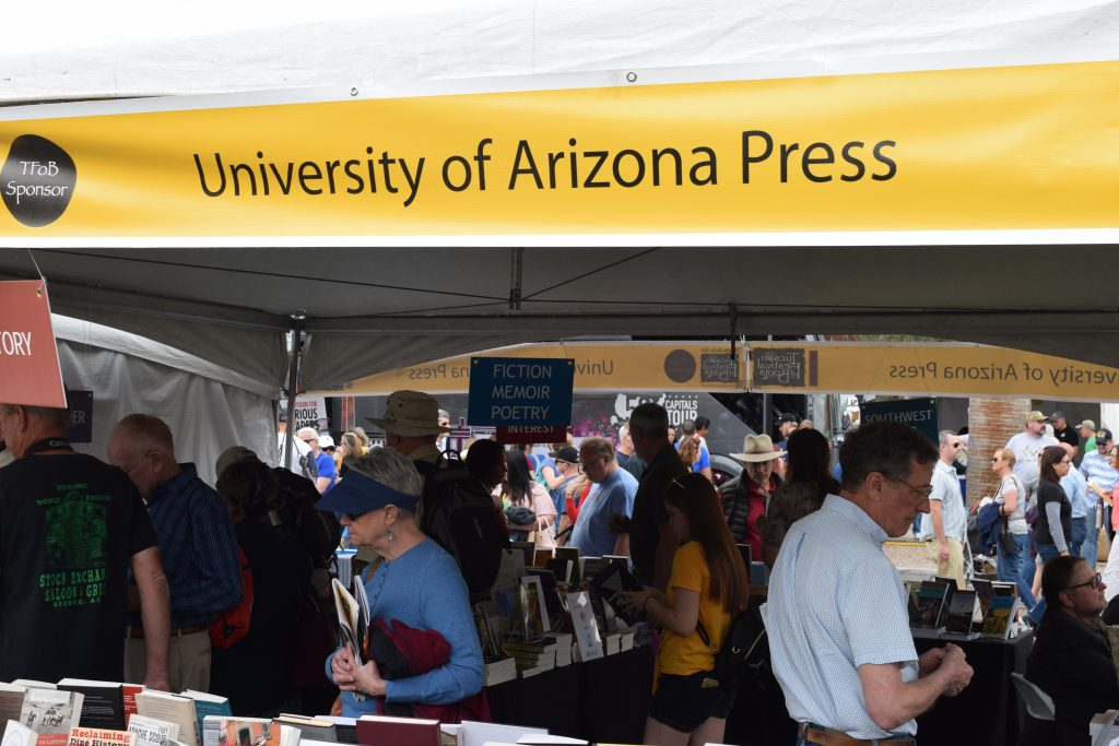 A Book Lover's Paradise: The 11th Annual Tucson Festival of Books (featured image)