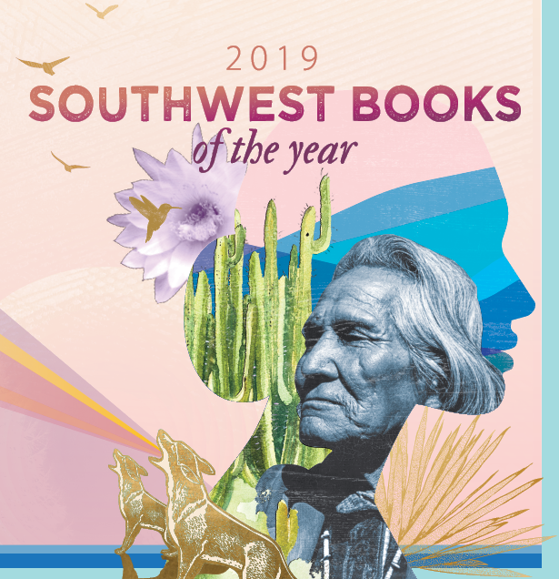 Saints, Statues, and Stories Honored as a Southwest Book of the Year (featured image)