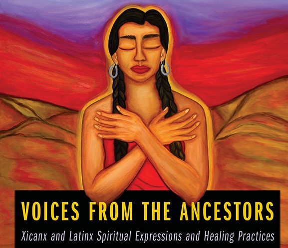 Virtual Book Panel: Xicanx & Latinx Spiritual Expressions And Healing (featured image)