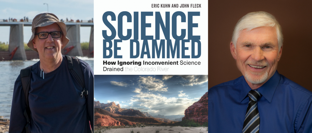 Virtual Book Panel Water & Science: A Conversation on the Colorado River (featured image)