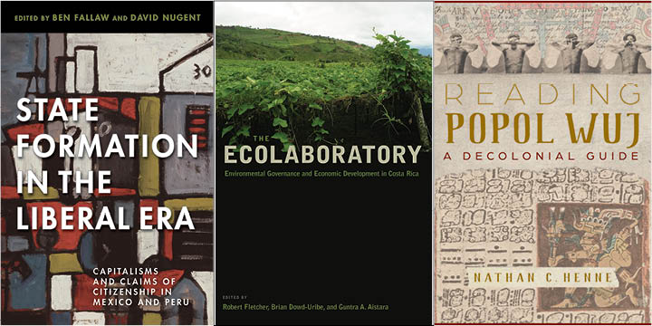 Check Out Our Recent Latin American Studies Titles