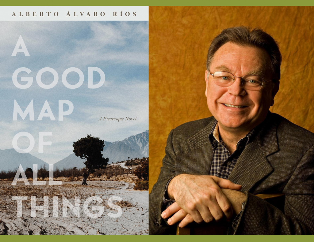 Book Release Celebration for Alberto Álvaro Ríos' 'A Good Map of All Things' (featured image)