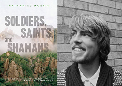 Book Launch for 'Soldiers, Saints, and Shamans' (featured image)