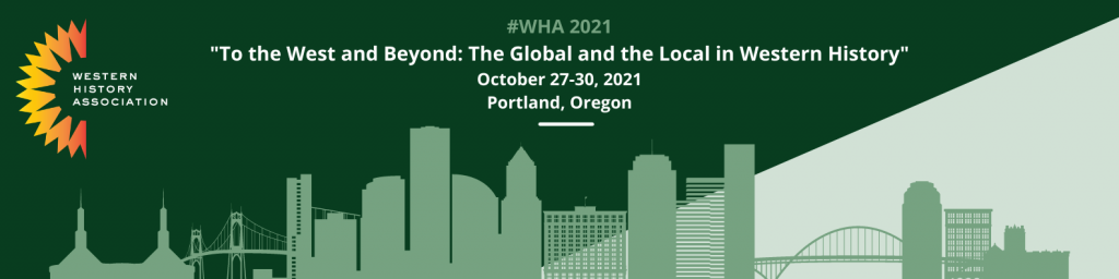 WHA 2021: New and Recent Western History Titles, Conference Discounts, and More (featured image)