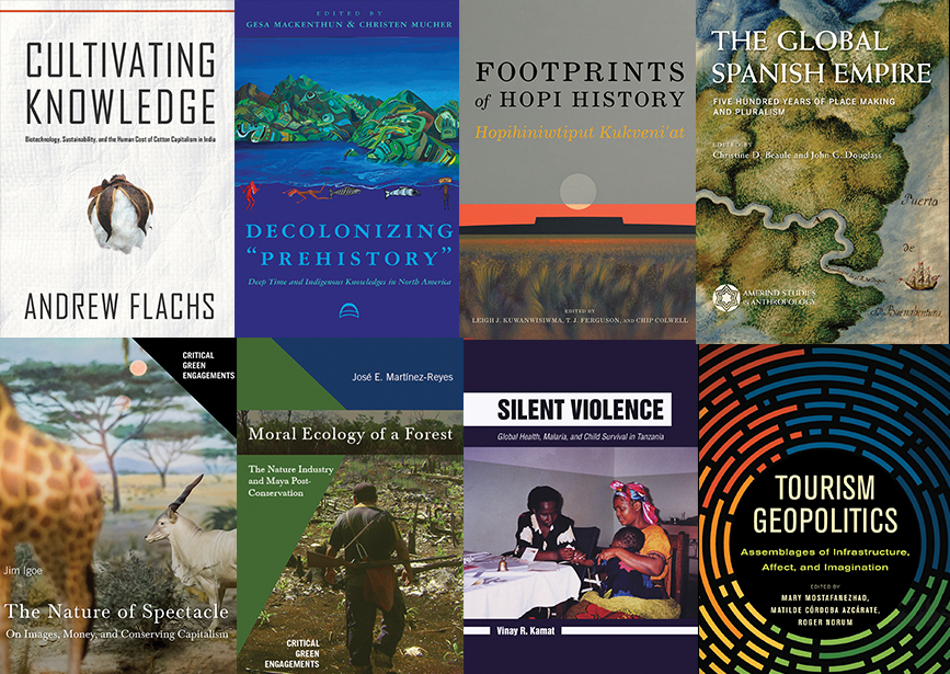 The Press is Open: Eight More Titles Now Open Access (featured image)